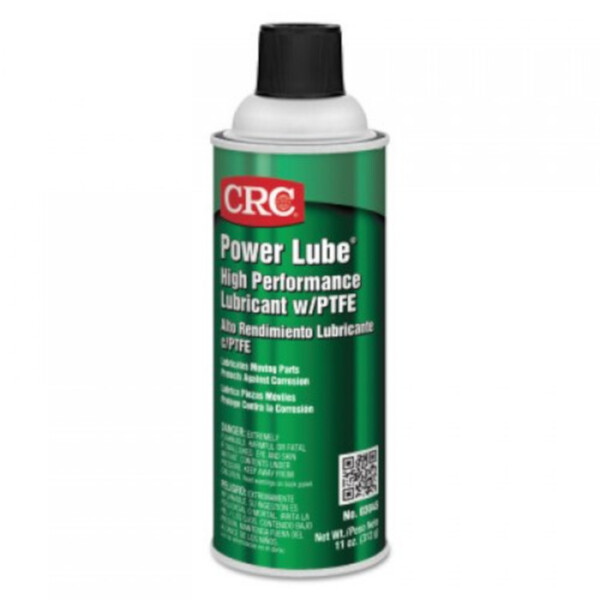 CRC Power Lube® High-Performance Lubricants with PTFE 11 oz, Aerosol