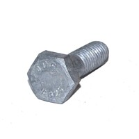 Structural Bolt 7/8-9 X 2 1/2-13 X 1 1/4  A325 Galvanized