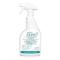 Pure 32 Ounce Hard Surface Disinfectant  (12/CS)